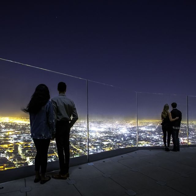 Instagram image from Skyspace Los Angeles