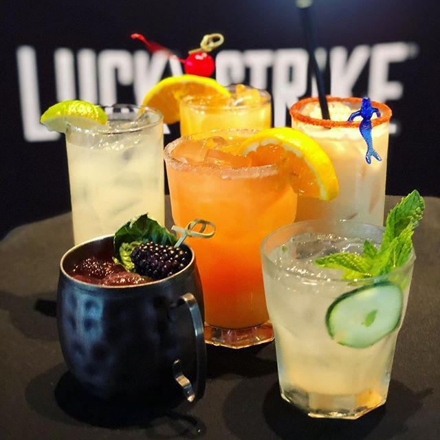 Instagram image from Lucky Strike LA Live