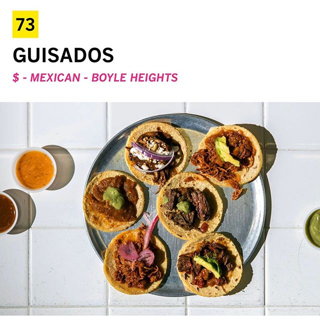 Instagram image from Guisados