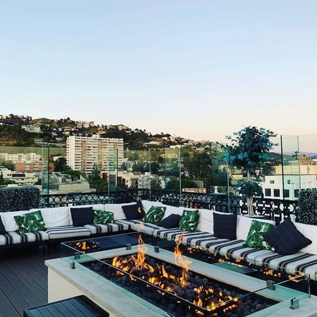 Instagram image from The London WeHo, Beverly Hills