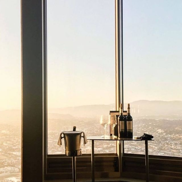 Instagram image from 71Above Restaurant | SkyLounge