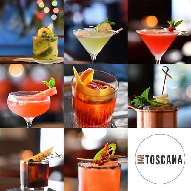 Instagram image from Bar Toscana