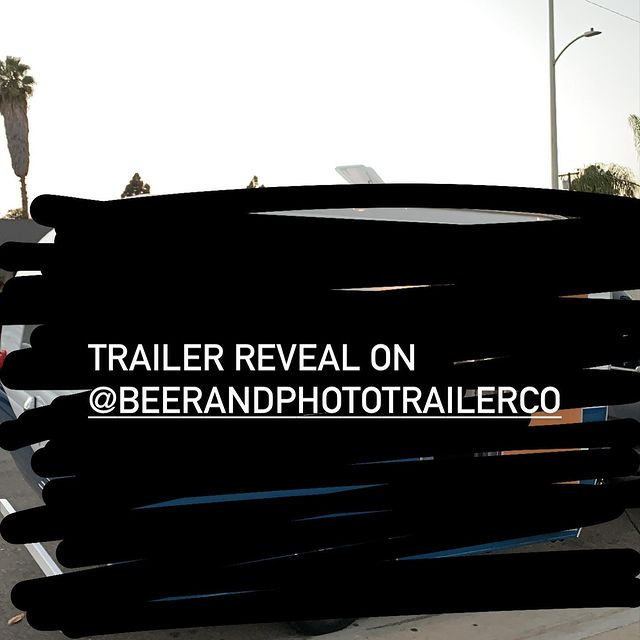 Follow @beerandphototrailerco for that new new.