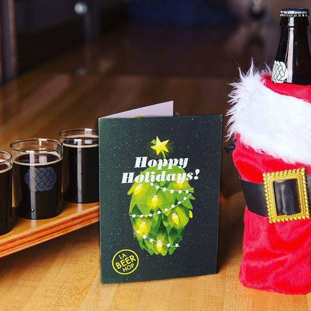 Gift cards available for virtual tours, 2021 events, beer boxes and more! Check out our website for lots of beer gift for your beer lover, beer friend, beer brother, or beer buddy.