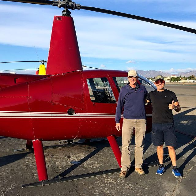 Join us in congratulating David on passing his Private Helicopter Pilot checkride 👏🏼You can now call yourself a Helicopter Pilot 🚁 Thanks to his CFI Jim, his DPE Peter and everyone at Group 3 👏🏼 #helicopterpilot #checkride #learningtofly #airportlife #vannuysairport #pilotsofinstagram #flightschool #flygroup3