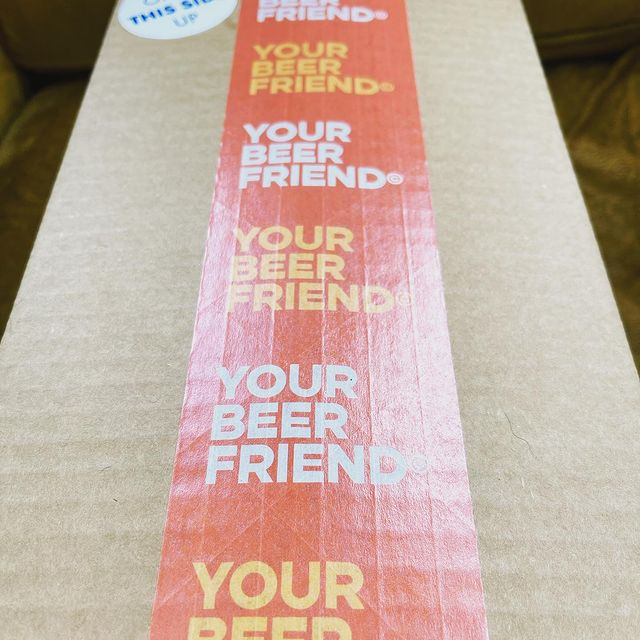 2021 @yourbeerfriendclub members are getting a box fresh freshies coming their way this week. ICYMI, we launched a Craft Beer Subscription box called @yourbeerfriendclub. 6 beers a month. Delivered to your door. Free delivery? Sure. You deserve it. Virtual tasting with Hal + a very pregnant Cindy? Yah, most of the fun.  Come drink with us! Link in bio to join the club.