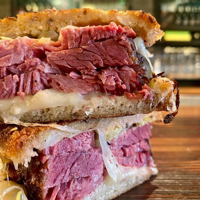 We get it, sometimes you feel like a #reuben. Happy Friday.