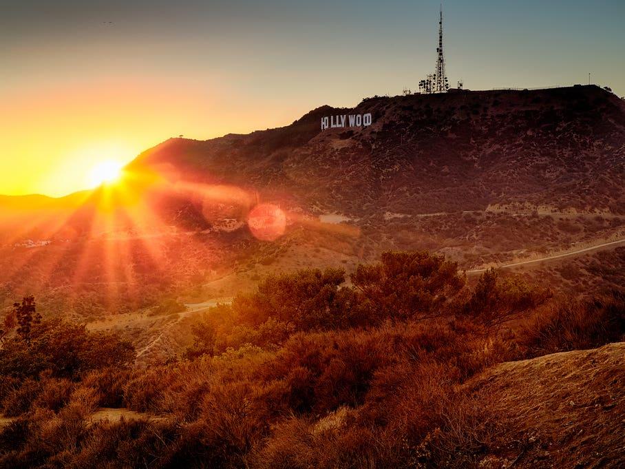 Main image for article titled Descubra as Melhores Vistas do Letreiro de Hollywood