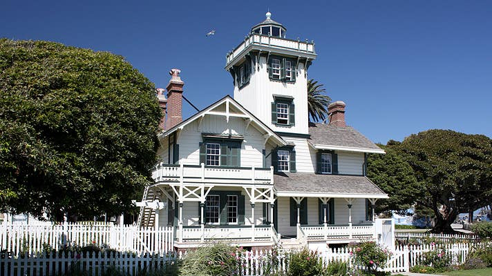 Point Fermin Lighthouse   Photo: C Hanchey, Flickr