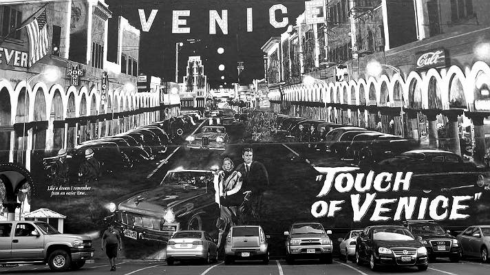 """Touch of Venice"" 