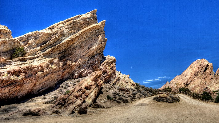 Vasquez Rocks | Photo courtesy of Mike Hume, Discover Los Angeles Flickr pool