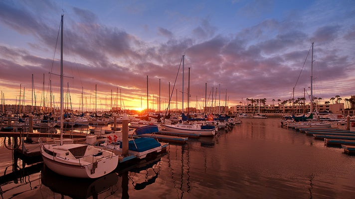 A Walking Tour of Marina del Rey | Discover Los Angeles | California