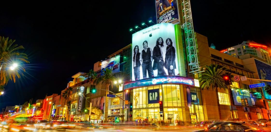 Famous Attractions on Hollywood Boulevard Discover