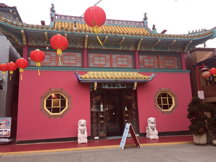 Realm in Chinatown