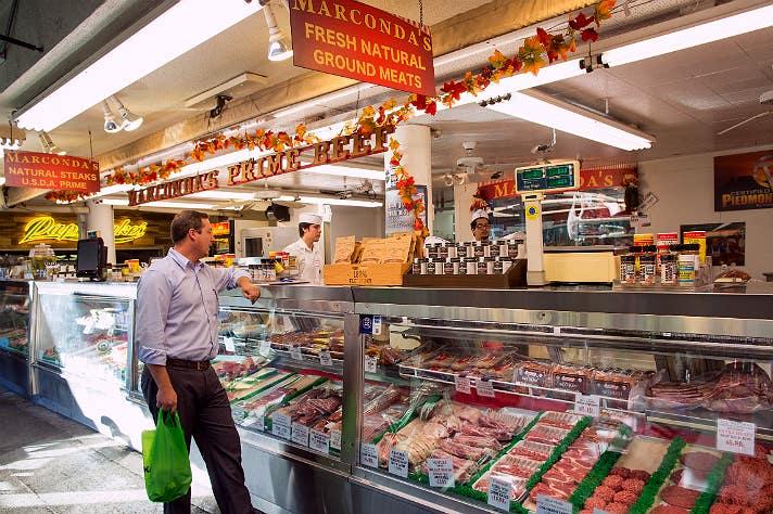 Marconda's Meats at The Original Farmers Market