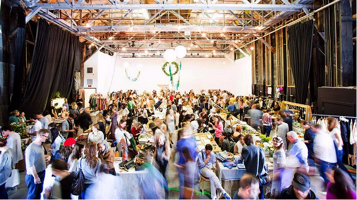 Shop the best holiday craft markets in los angeles for Craft fairs los angeles