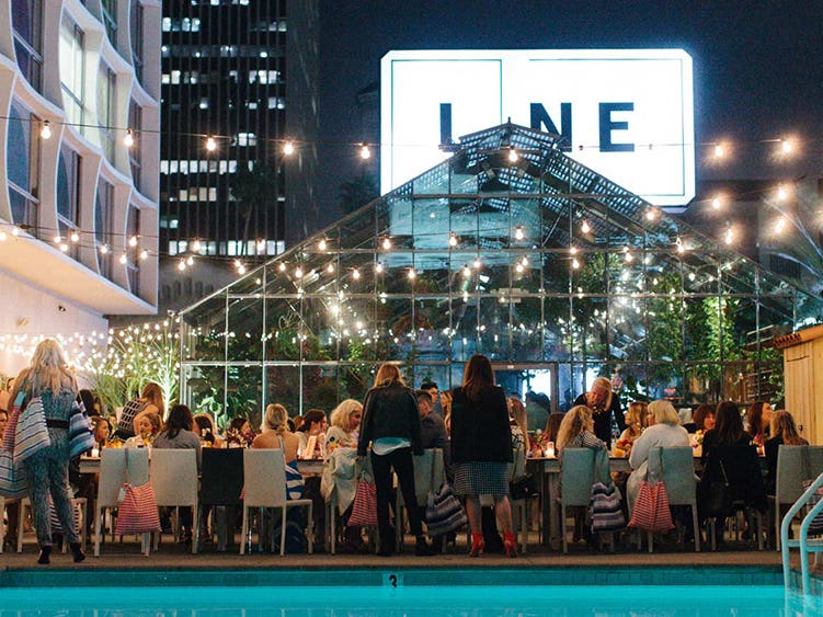 Main image for article titled Top Spots for Group Dining in L.A.