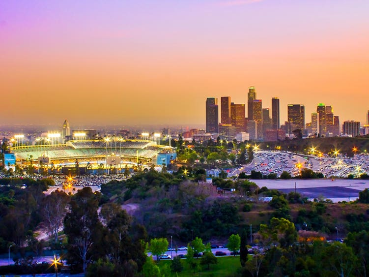 Main image for article titled L.A.'s Top Trailblazing Industries