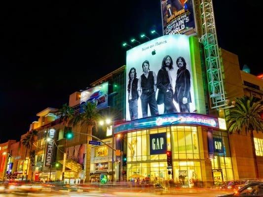Main image for guide titled Les lieux les plus célèbres de Hollywood Boulevard