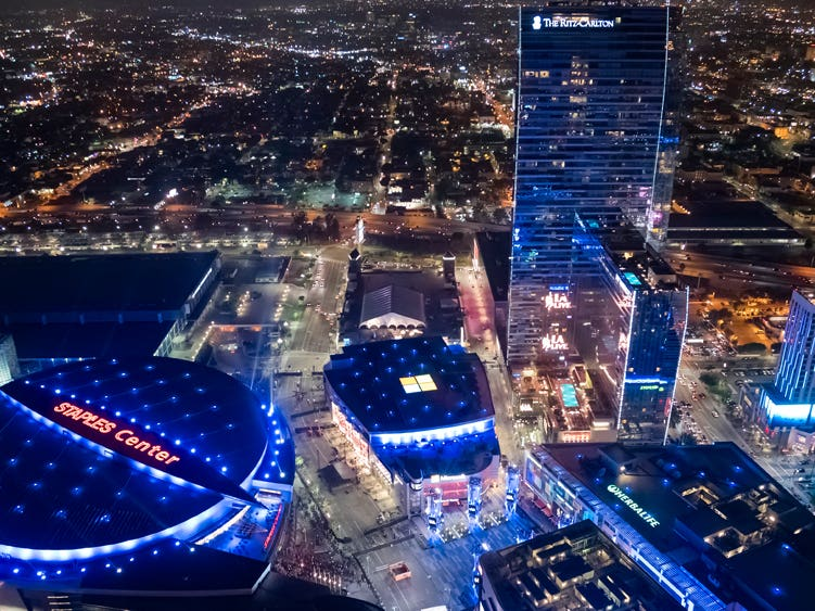 Main image for article titled Explore Downtown L.A.