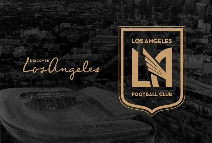 The New Los Angeles Football Club Unveils its Logo & Crest | Discover Los Angeles