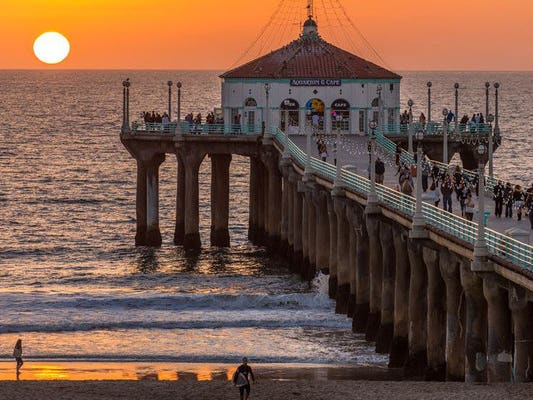 Main image for article titled Explore the Beach Cities/LAX