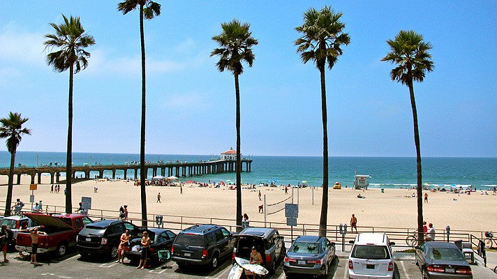 Manhattan Beach Ca Activities