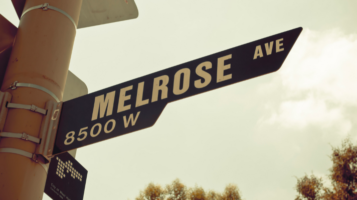 The Guide to Melrose Avenue West   Discover Los Angeles