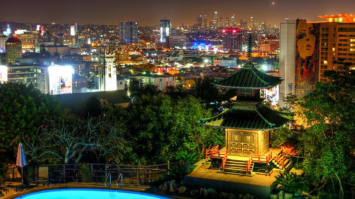View from Yamashiro | Photo: Stephen Carr, Flickr