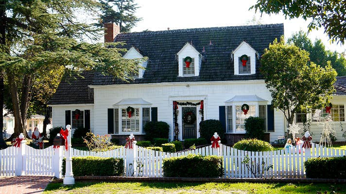 """Jerry Gergich house from """"Parks and Recreation"""" 