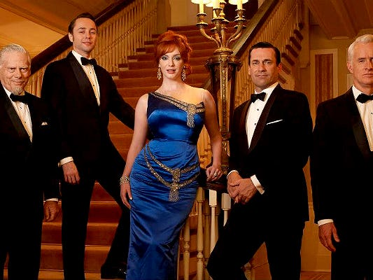 Main image for guide titled Go On Location: Mad Men Locations in Los Angeles