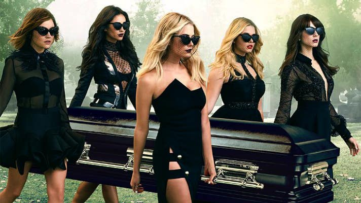 "Season 6B poster | Photo courtesy of ""Pretty Little Liars,"" Facebook"