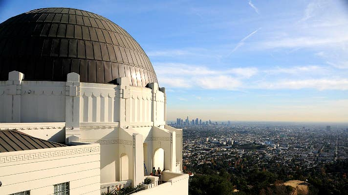 Griffith Observatory with Hiking Trail | Photo: Discover Los Angeles