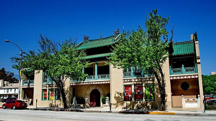 Pacific Asia Museum in Pasadena - localyahoocom