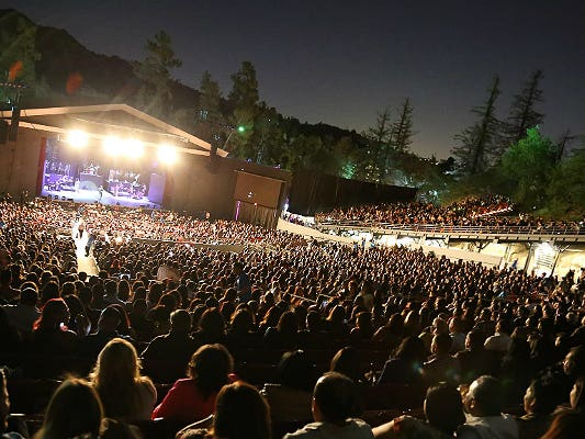 Main image for article titled The Greek Theatre: The Story Of An L.A. Icon