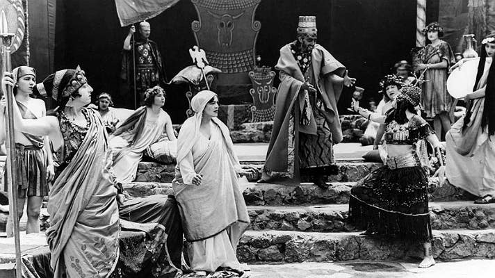 """""""The Pilgrimage Play"""" at Pilgrimage Theatre 