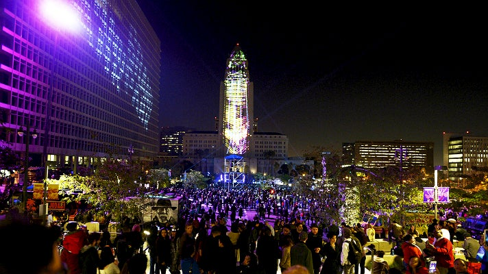 New Years Eve Los Angeles Concerts
