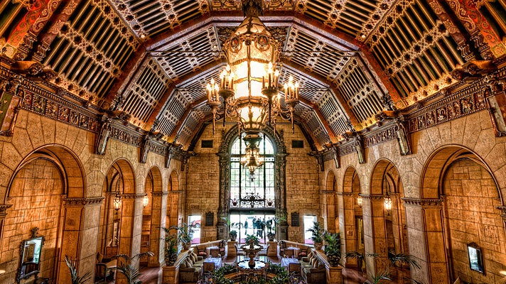 Historic Los Angeles Hotels Discover