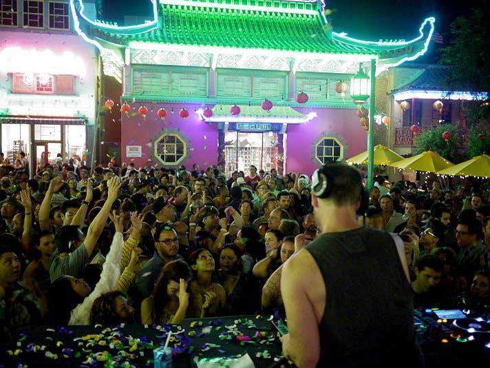 Chinatown Summer Nights | Photo: Los Angeles Chinatown, Facebook