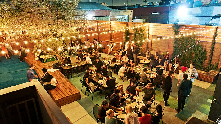 The Best Places in Los Angeles to Drink Outdoors | Discover Los Angeles | California