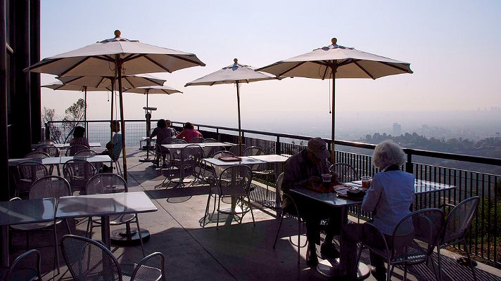 Cafe At The End Of The Universe Griffith Park