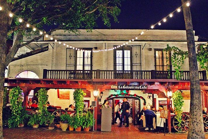 La Golondrina Cafe Los Angeles Ca