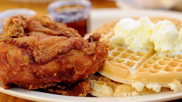 What is the waffle batter recipe at Roscoe's House of ...