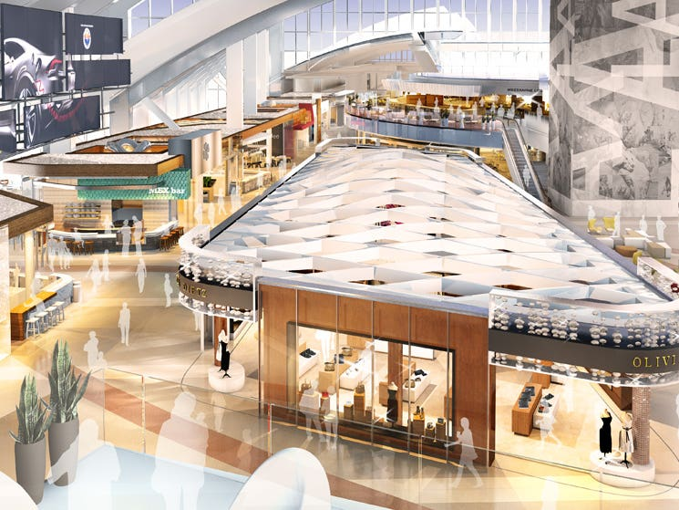 Main image for article titled LAX Dining & Retail Redesign Earns National Recognition