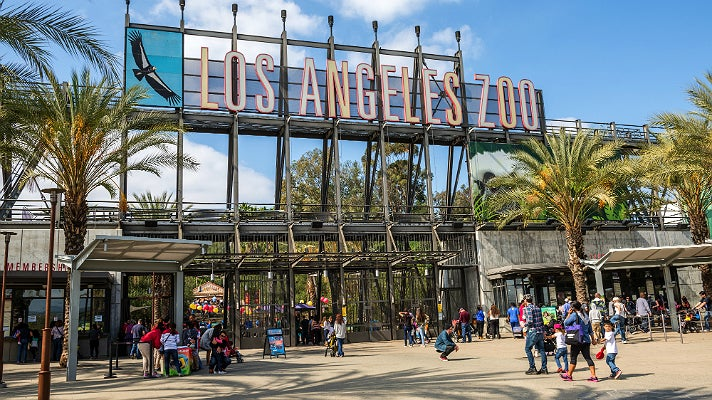 The Guide To The Los Angeles Zoo Botanical Gardens Discover Los Angeles