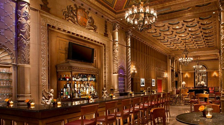 Gallery Bar and Cognac Room | Photo courtesy of Millennium Biltmore, Facebook