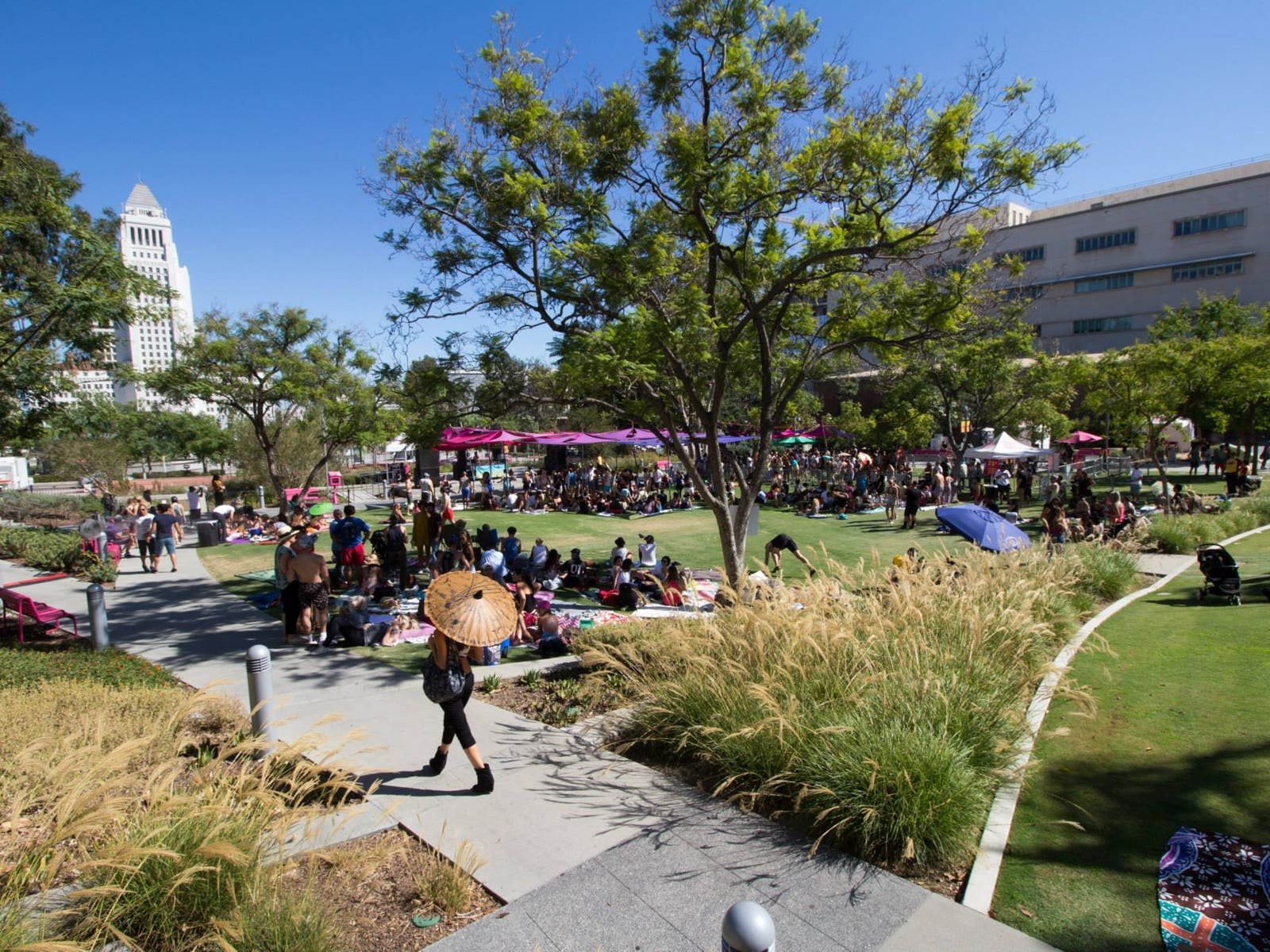 Main image for guide titled The Best Places in Los Angeles for a Picnic