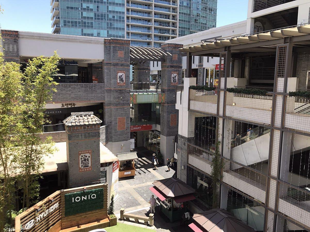MaDang the Courtyard | Photo by Karen Young