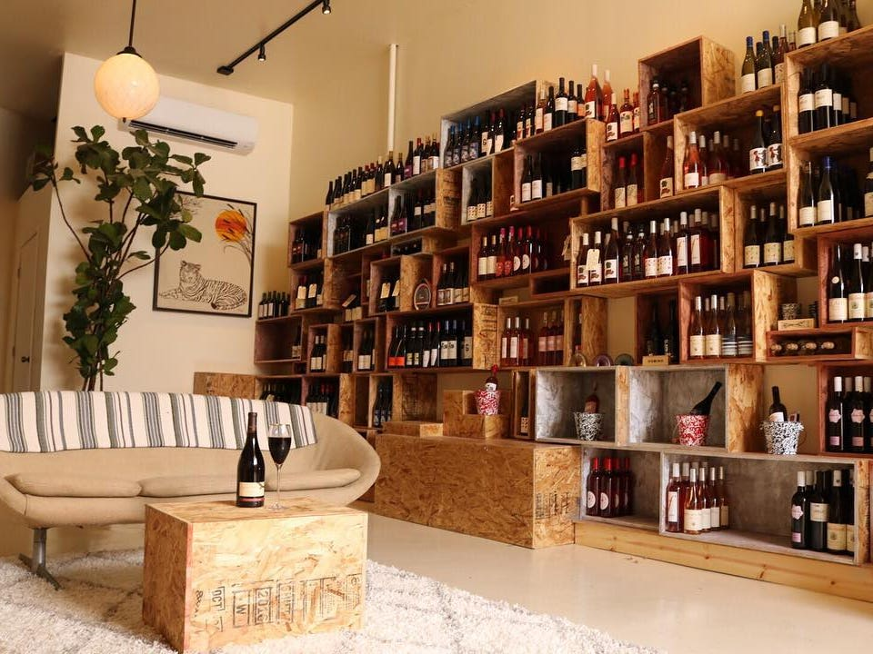 Main image for guide titled Sip and Shop at Los Angeles Wine Stores