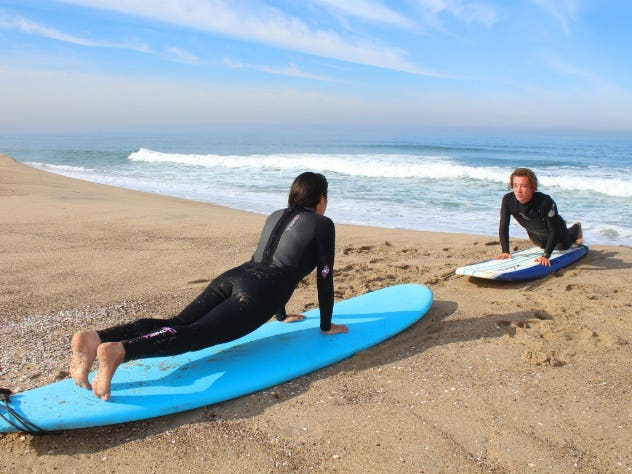 Main image for article titled Surf's Up at The Westin Los Angeles Airport